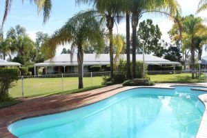 Chinchilla Great Western Motor Inn - Accommodation BNB