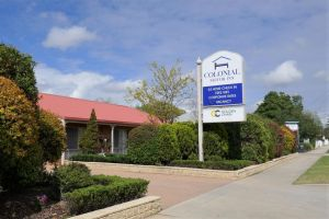 Colonial Motor Inn Bairnsdale Golden Chain Property - Accommodation BNB