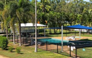 Crystal Creek Caravan Park - Accommodation BNB