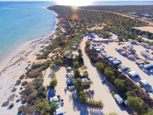 Denham Seaside Caravan Park - Accommodation BNB