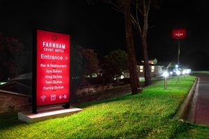 Farnham Court Motel and Restaurant - Accommodation BNB