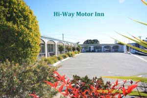 Hi Way Motor Inn - Accommodation BNB