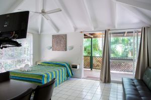 Nambour Rainforest Holiday Village - Accommodation BNB
