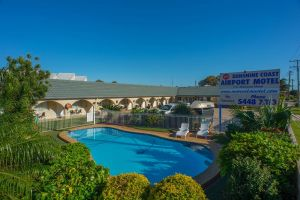 Sunshine Coast Airport Motel - Accommodation BNB