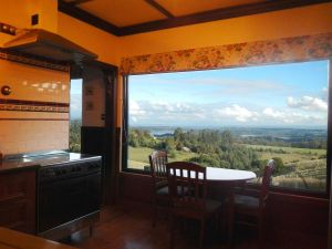A Cottage with a View at Tudor Ridge - Accommodation BNB