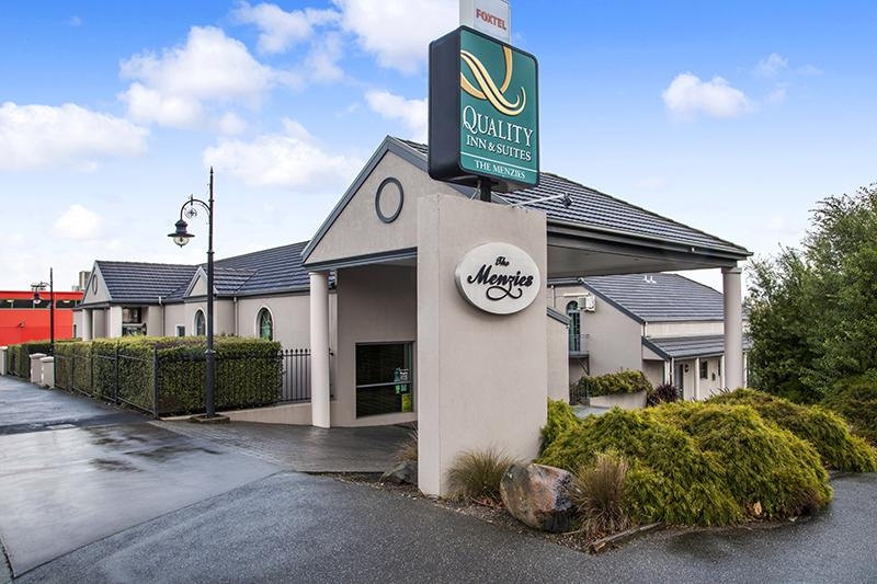 Quality Inn  Suites The Menzies - Accommodation BNB