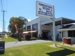 Timbertown Resort and Motel - Accommodation BNB