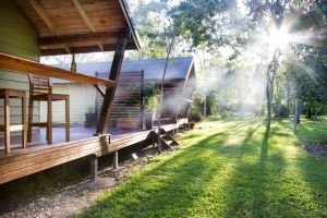 Airlie Beach Eco Cabins - Accommodation BNB