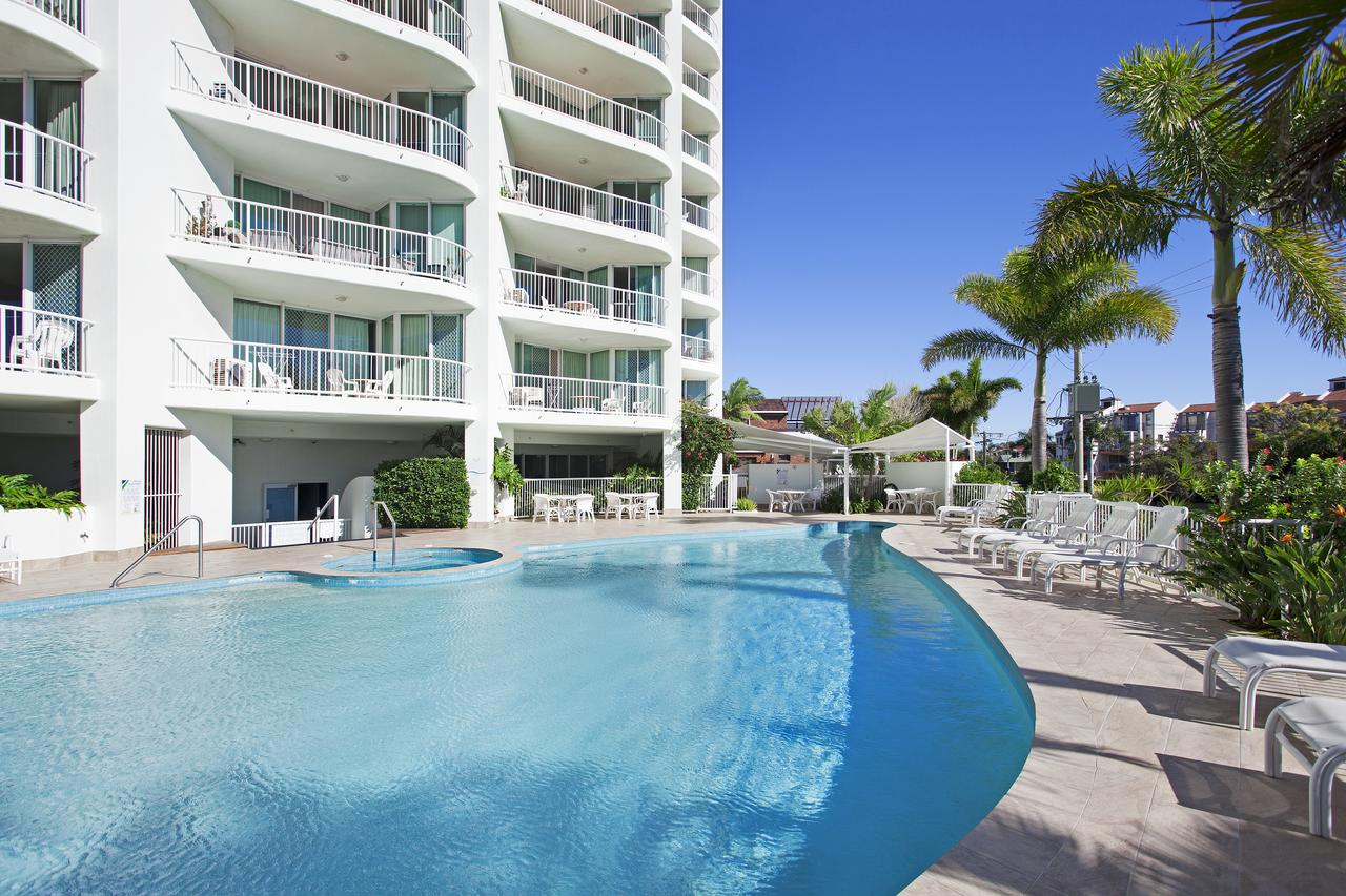 Crystal Bay On The Broadwater - Accommodation BNB