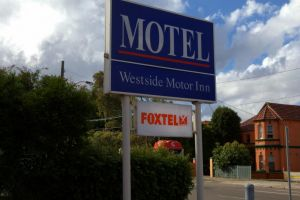 Westside Motor Inn - Accommodation BNB