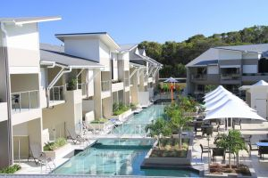 1770 Lagoons Central Apartment Resort - Accommodation BNB