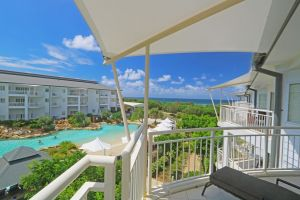 Amazing Ocean Views Resort Apartment - Accommodation BNB