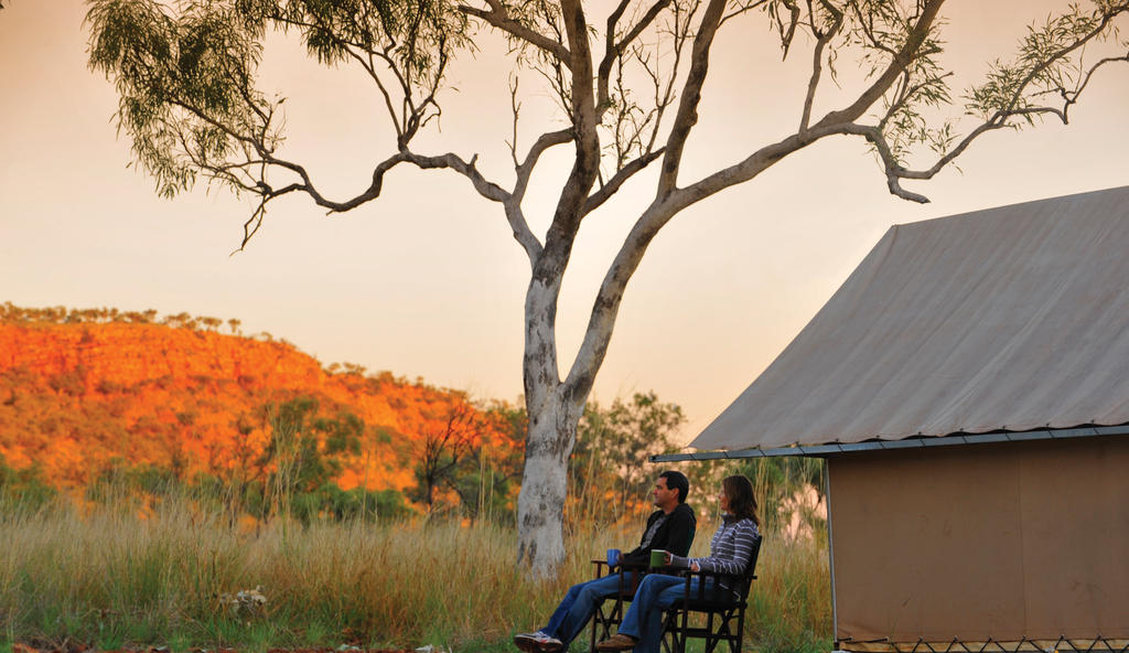 Bell Gorge Wilderness Lodge - Accommodation BNB