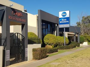 Best Western Chaffey Motor Inn - Accommodation BNB