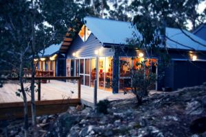 Blue Lake Lodge - Accommodation BNB